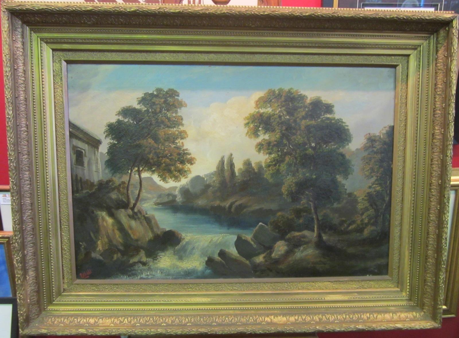 ENGLISH SCHOOL (art & paintings)